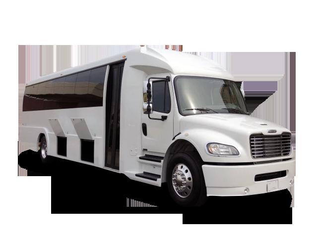 44 Passenger Bus, Quinceanera Limo Transportation - American Coach Limousine