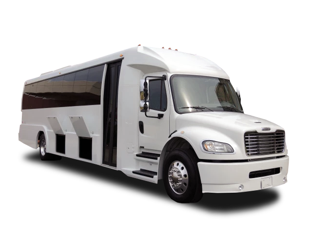 Vehicle Showroom 44 Passenger Bus - American Coach Limousine - Chicago, IL