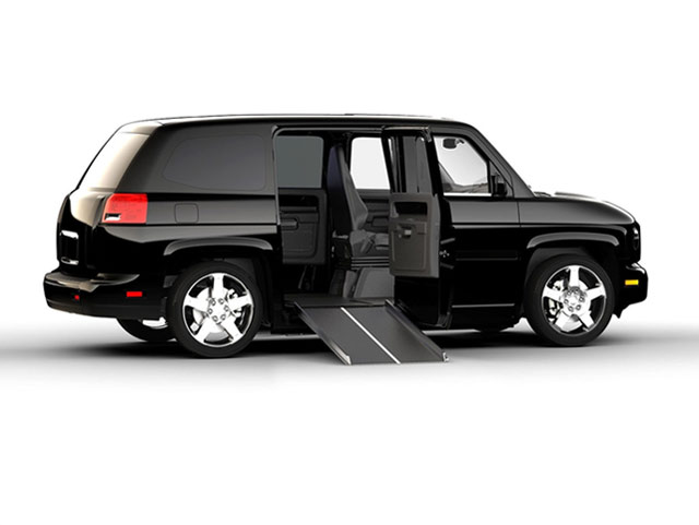 Wheelchair Airport Transportation - American Coach Limo Services