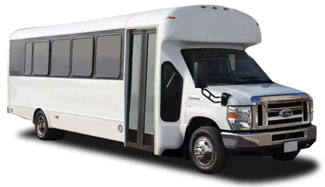 American Coach 24 Passenger Bus