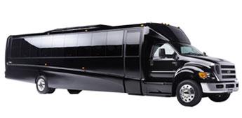 American Coach 28 Passenger Bus