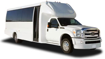 American Coach 32 Passenger Bus