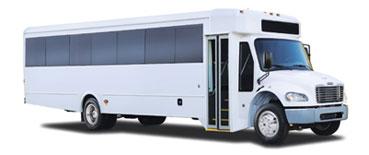 American Coach 40 Passenger Bus